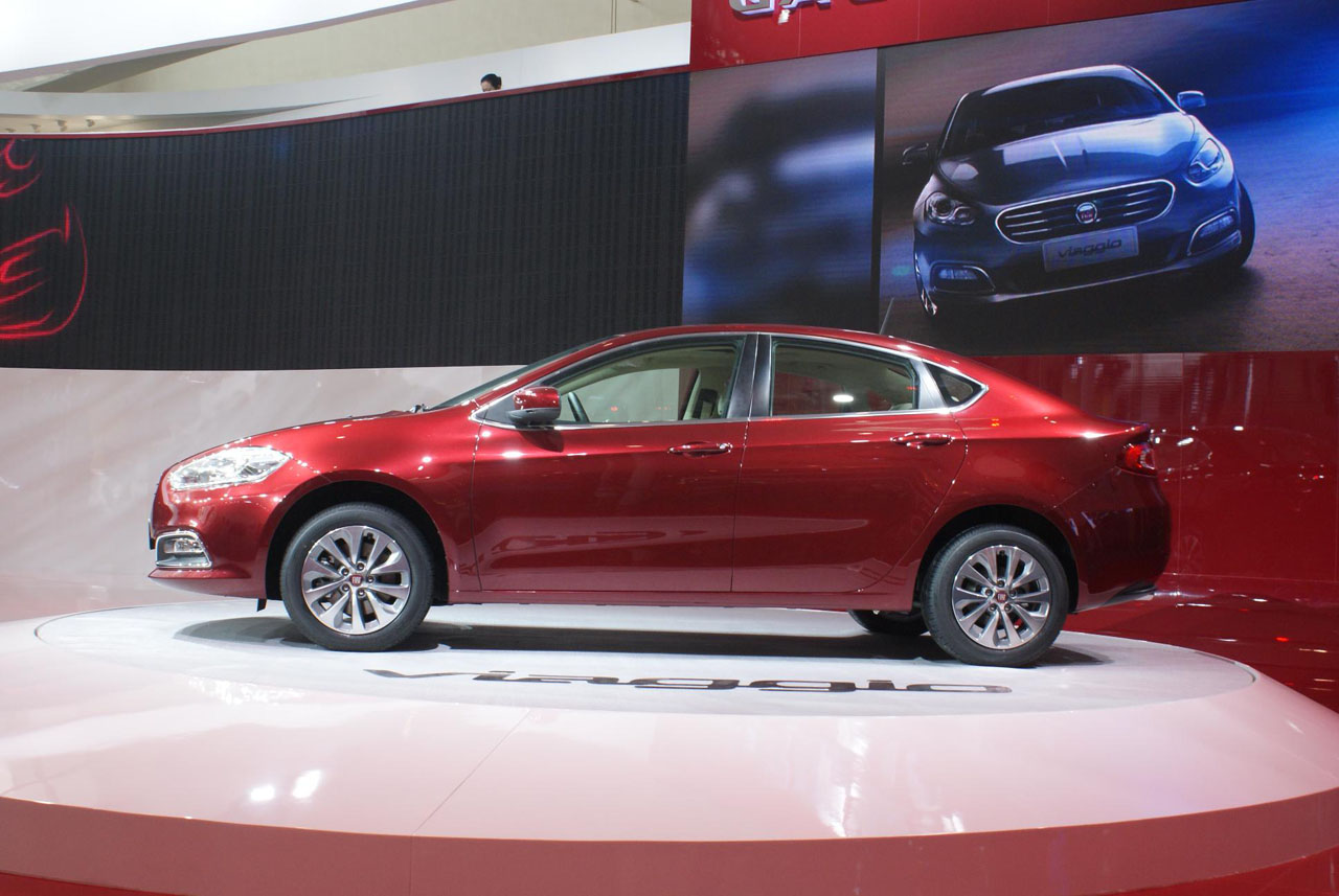 El Fiat Viaggio Ya Se Present 243 En China Noticias Sobre