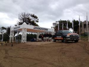 Bridgestone Argentina en Pinamar