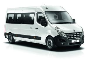Nuevo Master Minibus