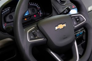 Nuevo Chevrolet Agile - Interior