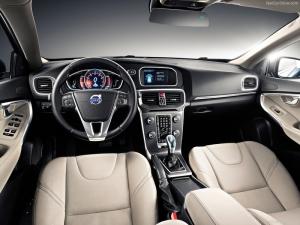 Volvo-V40 interior