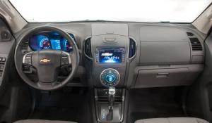Chevrolet S10 2014
